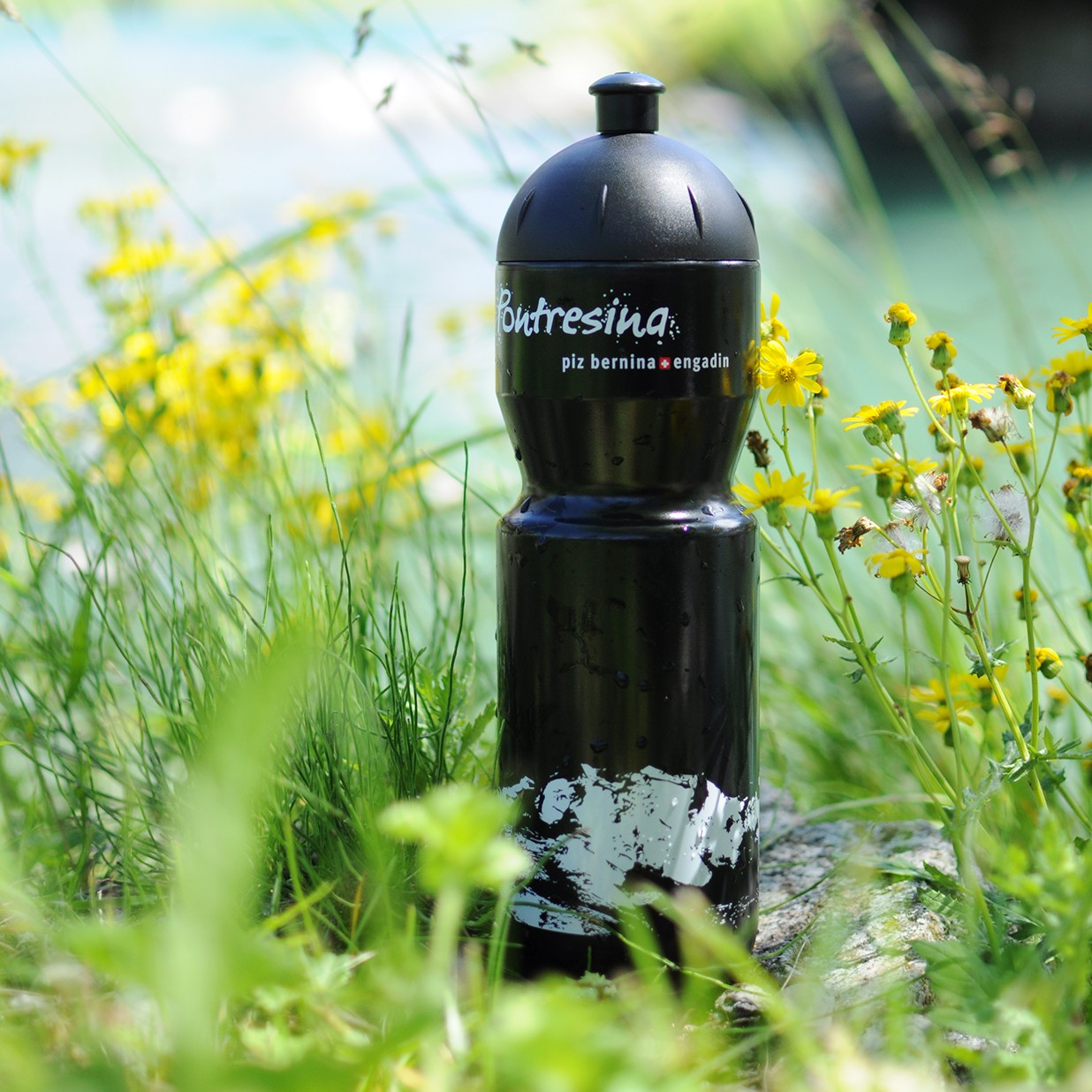Pontresina drink bottle